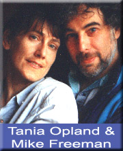 Tania Opland & Mike Freeman